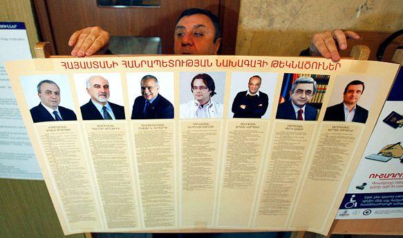 Выборы 2013 – фазовый переход армянской демократии