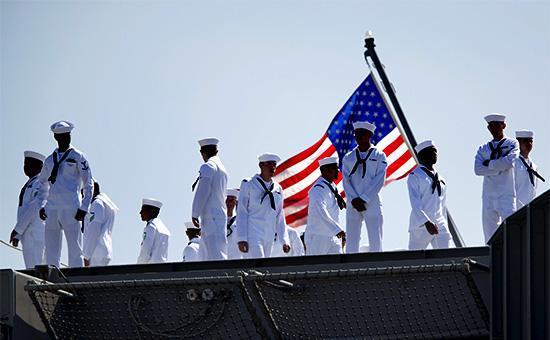 Крепнет дружба. Иран задержал два судна ВМС США