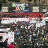 Манифестация в РИМЕ