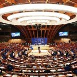 General view of the Council of Europe parliamentary assembly in Strasbourg, eastern France, taken on January 26, 2011.  AFP PHOTO/FREDERICK FLORIN (Photo credit should read FREDERICK FLORIN/AFP/Getty Images)