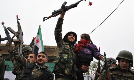 Перемирие в Сирии