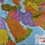 Маховик хаоса на Ближнем Востоке: распад двух государств на четыре или 14?