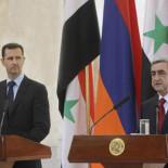 Башар Асад и Серж Саргсян