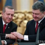 #НеНашКрым, Савченко в президенты и другие чудеса великой дружбы Эрдогана и Порошенко