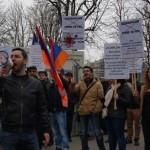 Армянская община пресекла попытку азербайджанских властей провести в Париже антиармянское пропагандистское мероприятие