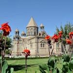 Традиционные ценности в Святом Эчмиадзине