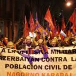Армяне Аргентины провели акцию протеста у посольства Азербайджана