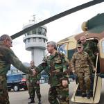 Президент Армении отправился в Карабах с рабочим визитом