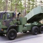 Пентагон перебросит в Турцию и Ирак реактивные системы залпового огня HIMARS