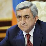 Президент Армении: Возможности для размещения российских миротворцев в Карабахе нет