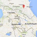 Россия начала военные учения на границе с Азербайджаном
