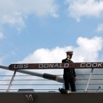 США опубликовали видео пролета Су-24 над эсминцем USS Donald Cook