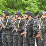Полицейский спецназ стран ОДКБ готовится «обезвредить» террористов в Армении