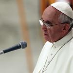 Папа Римский произнес свою первую речь в Армении в Св. Эчмиадзине