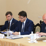 Sitting of the Committee of Secretaries of the Security Councils of the Collective Security Treaty Organization (CSTO) in enlarged format took place at the RA Government's Guest House