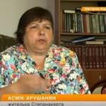 Репортаж об Арцахе на украинском ТВ