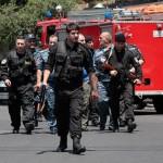 В Ереване не переворот, а политическая акция. Арман Бошян