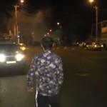 В Ереване начались столкновения митингующих с полицией