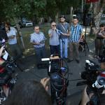 Захватившая полк ППС вооруженная группа выступила с жестким заявлением (ВИДЕО)