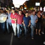 Ереванцы вновь собрались на митинг (прямой эфир)