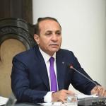 Премьер-министр Армении подал в отставку, чтобы «дать возможность президенту сформировать новое правительство»