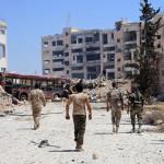 Путаница вокруг Алеппо