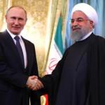Россия и Иран садятся в один окоп