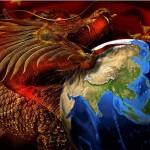 Китай набрасывает шелковую удавку на Россию и США