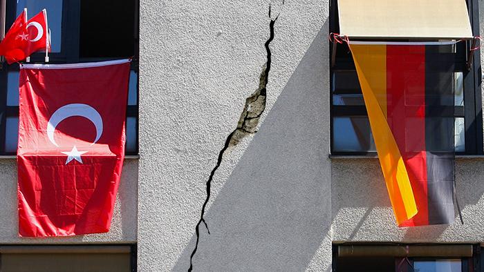 Picture Teaser Deutsch Türkisches Verhältnis