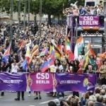 Меркель идет на четвертый срок через легализацию гей-браков