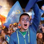 Черногорию подводят к протестам