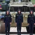 Армения взяла бронзу индивидуальной гонки Танкового биатлона 2017 (ВИДЕО)