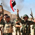 Сирийская армия с боями вошла в Дейр-эз-Зор