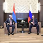 Станислав Тарасов: Саргсян и Алиев не верят друг другу, но вместе доверяют Путину