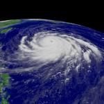 Нагорный Карабах: тайфун «Хогланд» затронул Баку, Ереван и Москву