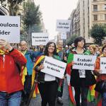 Баски хотят стать нацией де-юре