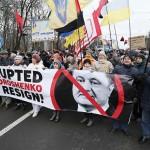 Саакашвили поделил Киев с автовладельцами