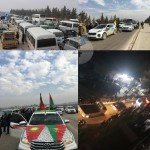 Курды в Африне получили подкрепление из Ирака