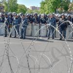 В Минобороны прокомментировали слухи о якобы стягивании вооруженных сил в Ереван