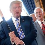 «Может просто ударить «Томагавками»: применит ли Трамп военную силу в Сирии