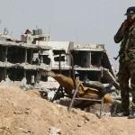 По Сирии нанесен новый удар