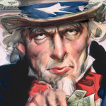 Реальная Америка: безработица, инфляция и отрицательный экономический рост