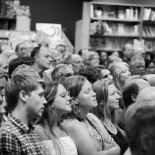 Crowd+Dawkins+event+2014