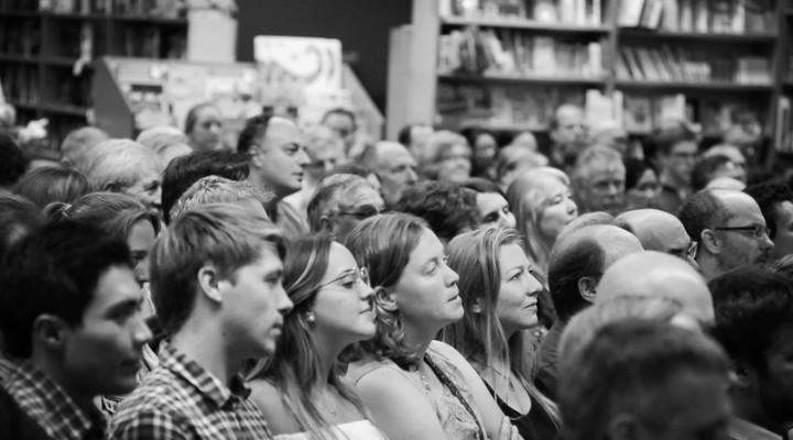 Crowd+Dawkins+event+2014