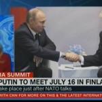 CNN: на саммите с Путиным Трамп собирается обсудить вывод проамериканских сил из Сирии