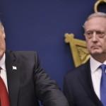 «Может пожертвовать кем угодно»: почему американские СМИ заговорили о расколе между Трампом и главой Пентагона