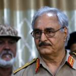На место Каддафи появился реальный претендент