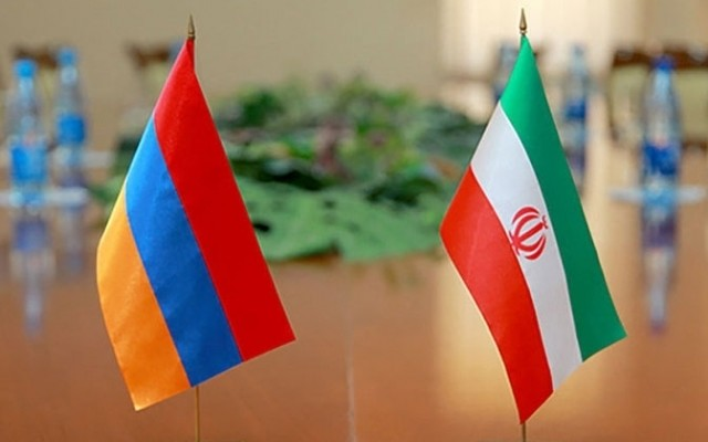 иран армения