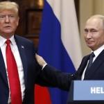 Путин vs Трамп: как лидеры ядерных сверхдержав троллят общих противников