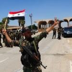 Армия Сирии вернулась к точке, с которой началась война